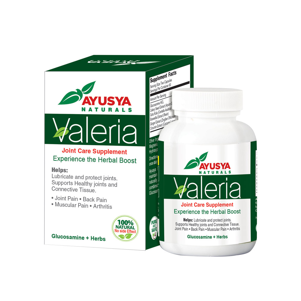 Valeria herbal/ayurvedic medicine for pain